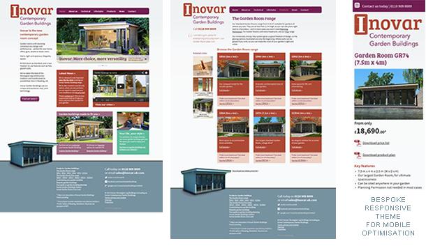 Inovar Website