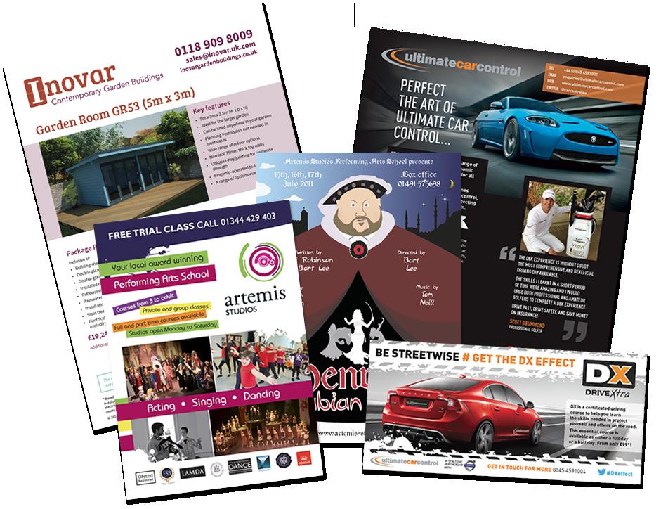 print_samples_leaflets
